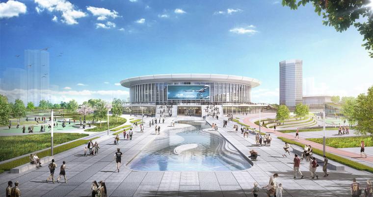 上海徐家汇体育公园