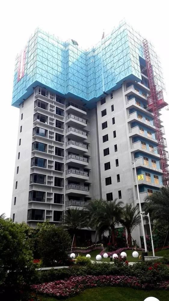 """碧桂园的""""SSGF""""工法震动了整个建筑圈!"""
