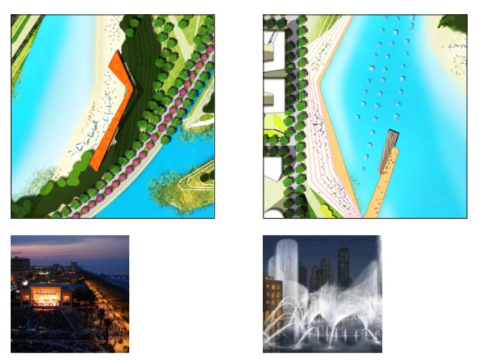 [上海]蓝色港湾旅游区概念性景观规划设计_10