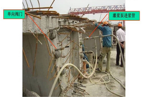 桥梁施工时预应力孔道堵塞是什么原因?怎么防治?