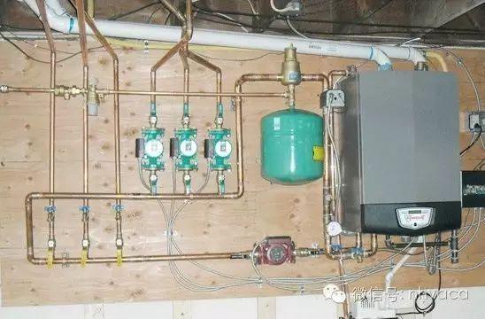 燃气壁挂炉采暖系统施工安装规范(企业版)