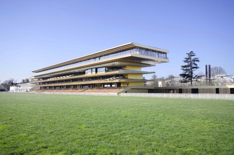 法国Longchamp赛马场