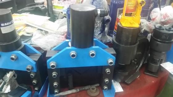 YD-110角钢切断机供电系统用