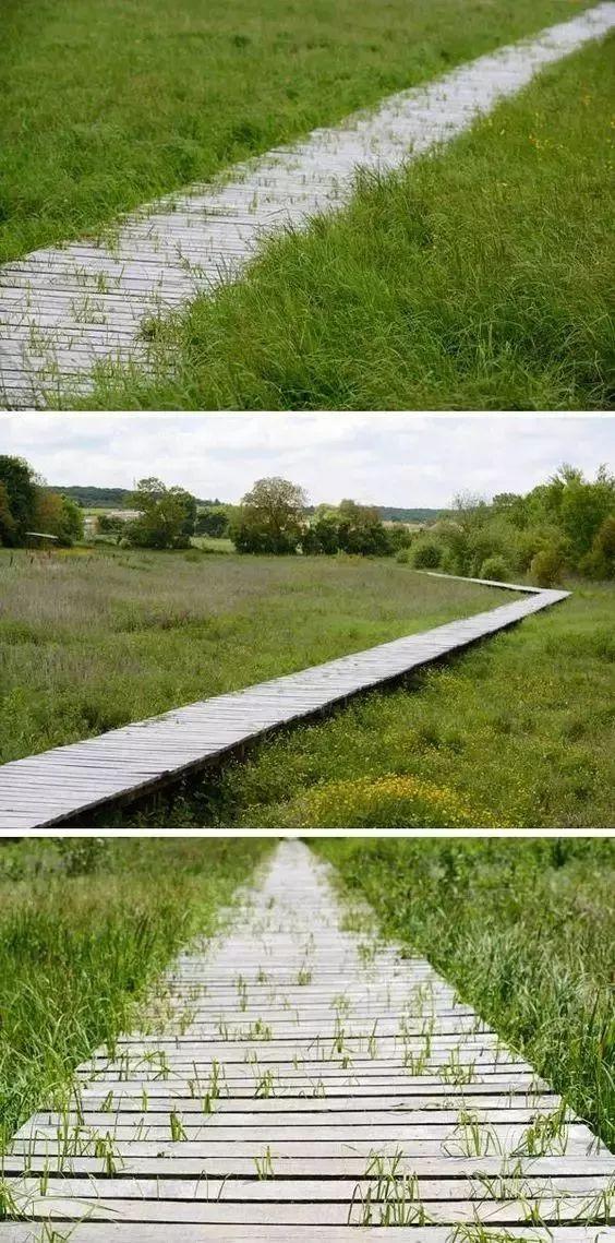 """园林路径设计的那些""""套路""""!_52"""