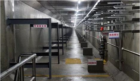 地下综合管廊的三种收容管线:干线、支线、缆线!