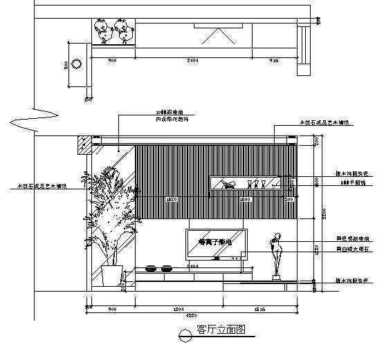 某三层别墅装修图-3