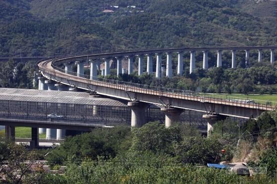 铁路桥梁施工作业指导书汇编(206页 内容全面)
