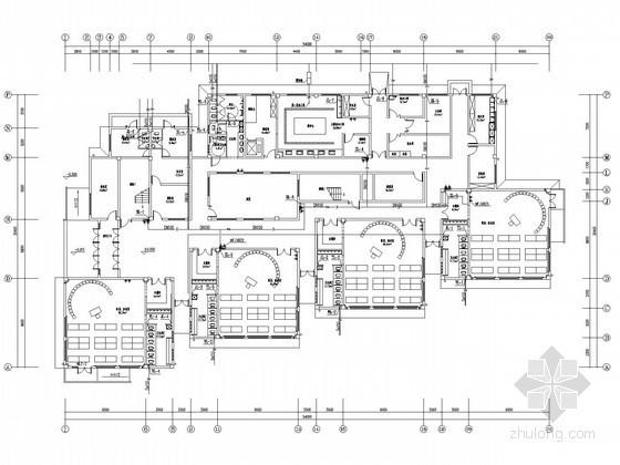 三层幼儿园给排水消防施工图