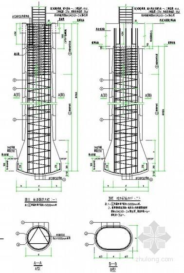 [贵州]图书馆人工挖孔灌注桩专项施工方案
