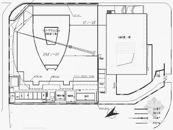 [重庆]某办公楼深基坑开挖支护及抗滑桩施工方案