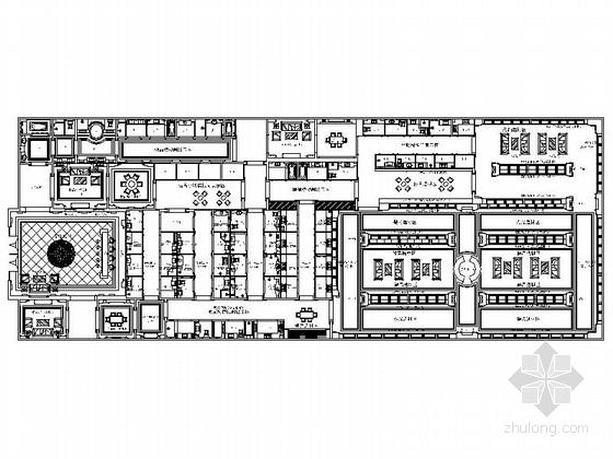 148平国际知名现代化企业陶瓷专卖店样板间设计装修图