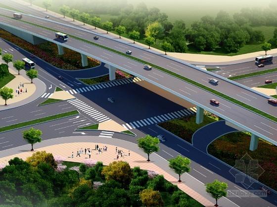 [山东]高速公路主线及高架桥实施性施工组织设计(125页)