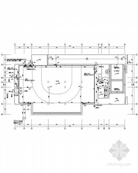 [四川]某办公大楼给排水设计图纸