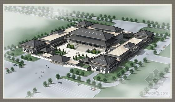 [内蒙古]框架结构博物馆基坑土方工程施工方案