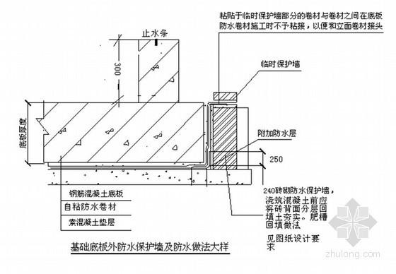 [北京]高层办公楼工程施工组织设计(长城杯 2011年)