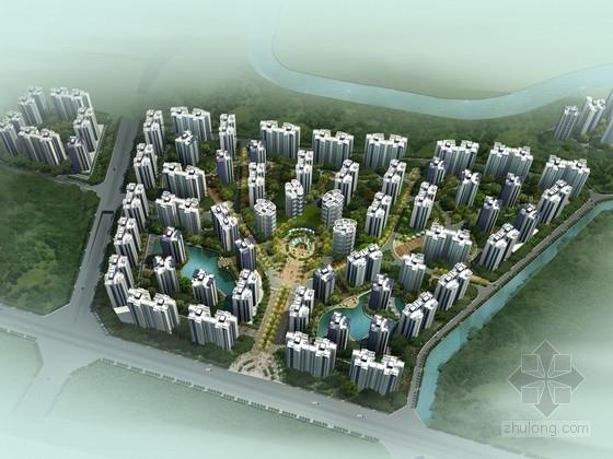 安置区住宅文本资料下载-[成都]18层现代风格拆迁安置住宅区规划方案文本(知名建筑设计院)