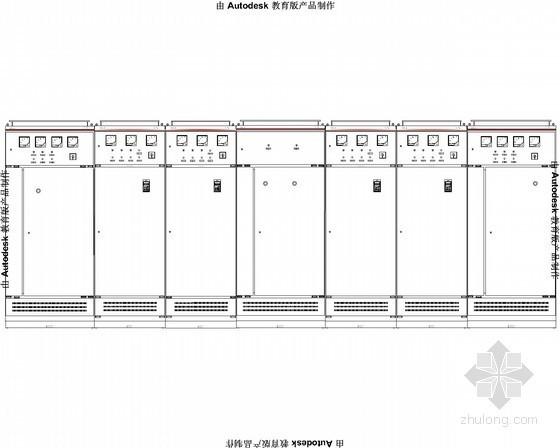最新CAD电气符号大全