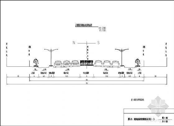 杭州湾新区某一路、某路市政工程设计投标文件