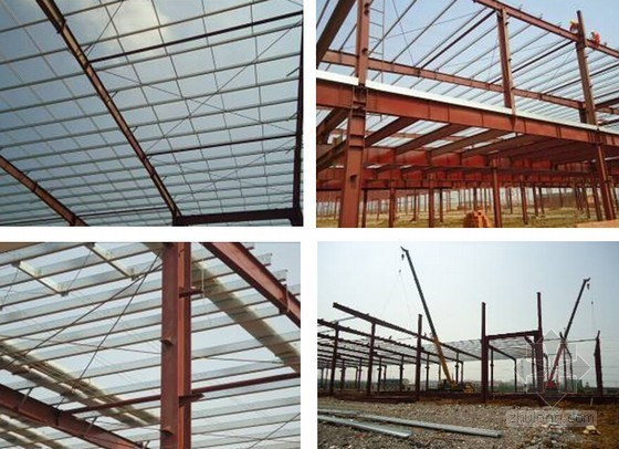 [重庆]改扩建钢结构工程施工方案