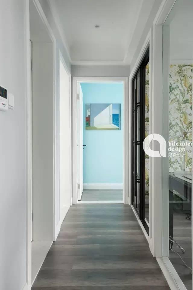 拥有绝美榻榻米卧室、治愈系厨房,可能是最清新的美式风!_27