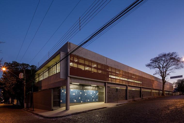 巴西Joanópolis学校