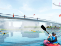 """[上海]""""海绵城市""""生态临港中央滨湖公园景观设计方案(知名公司设计)"""