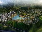 英伦风格小镇概念规划设计方案