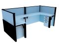 简单办公桌3D模型下载
