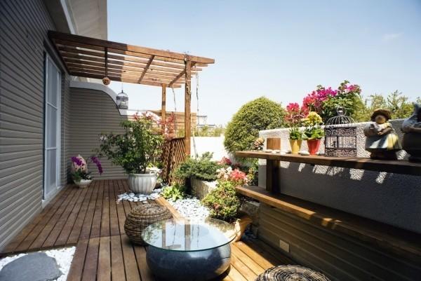 别墅装修 如何进行阳台设计和改造?