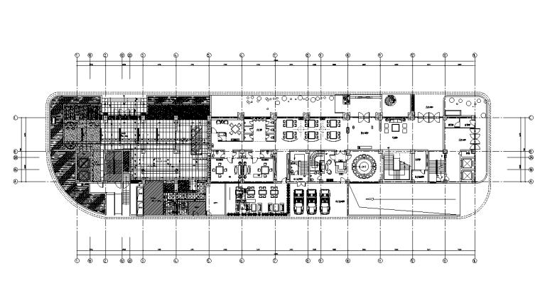 福州温泉公园酒店施工图+效果图