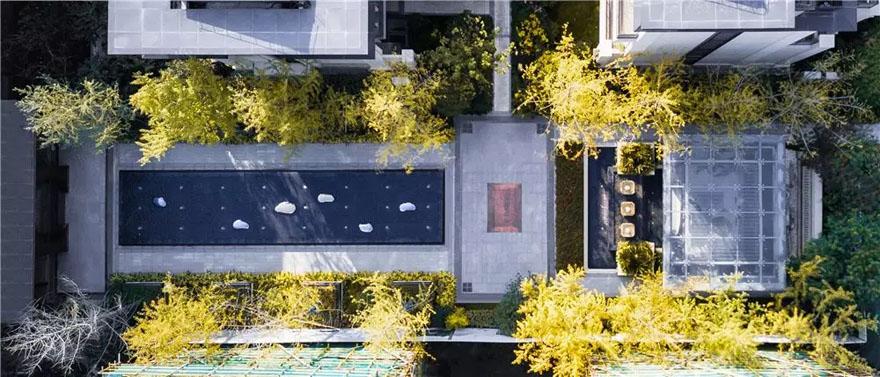 上海保利首创颂展示区景观-6