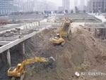 深基坑开挖支护过程中的安全防线