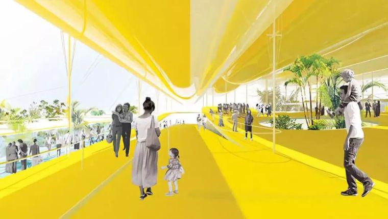 2020年迪拜世博会,你不敢想的建筑,他们都要实现了!_21