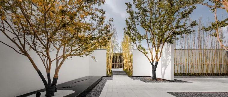 居住区|杭州示范区景观设计项目盘点_43