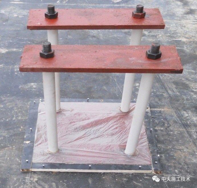 基于结构大跨悬挑部位可调钢拉杆式悬挑脚手架施工工法