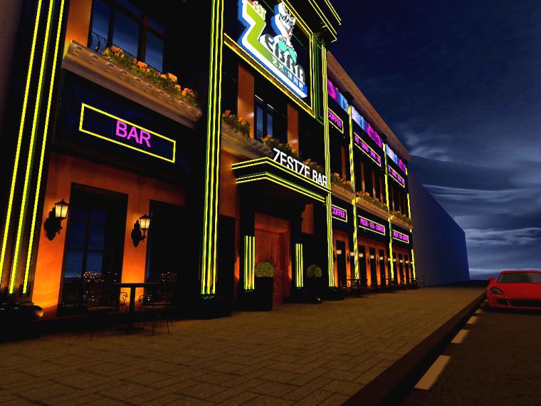 沈阳市中山路热情的斑马艺术休闲吧设计项目效果图震撼来袭-aaa2.jpg