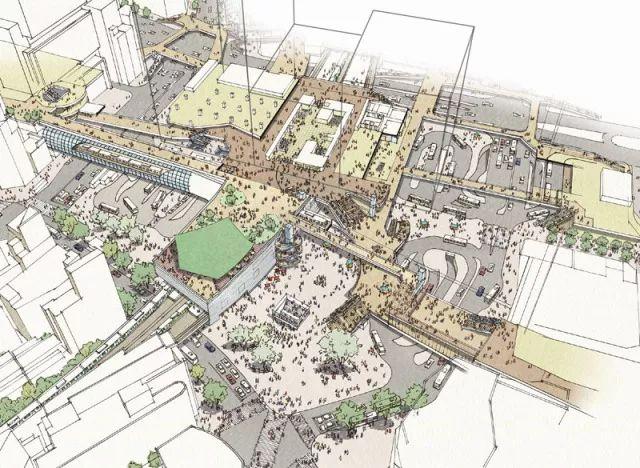 2020东京奥运会最大亮点:涩谷超大级站城一体化开发项目_31