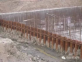 钢板桩围堰施工时渗漏现象的原因及安全措施