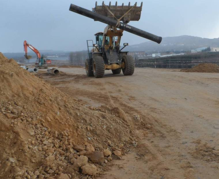 市政公路路基及三水工程施工技术交底
