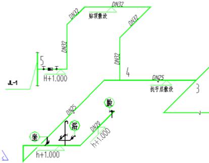 [西安]住宅楼给排水施工设计分析
