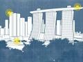 """城市设计:揭秘新加坡""""智慧国家"""""""
