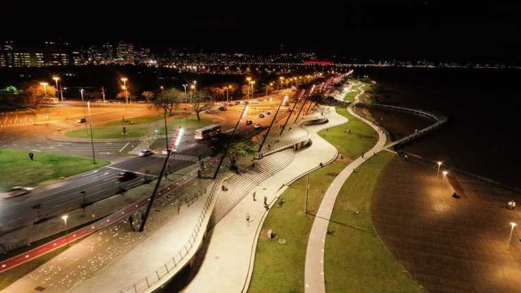巴西阿雷格里港滨水公园-21