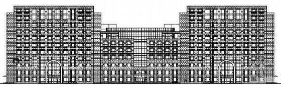 [金辉家园]某十一层办公楼建筑水电方案图