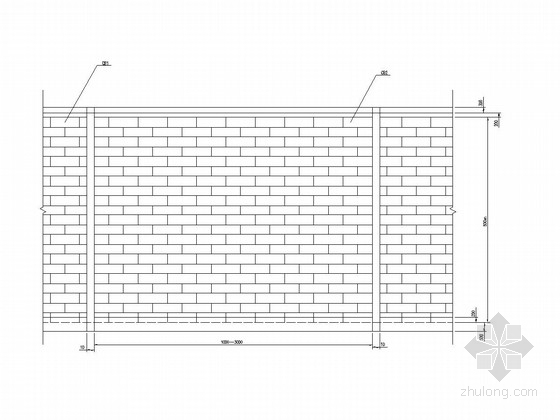多样式加筋土挡墙全套设计图(50张)
