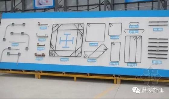 大型国企建筑工程施工现场样板区亮点工艺展示及说明
