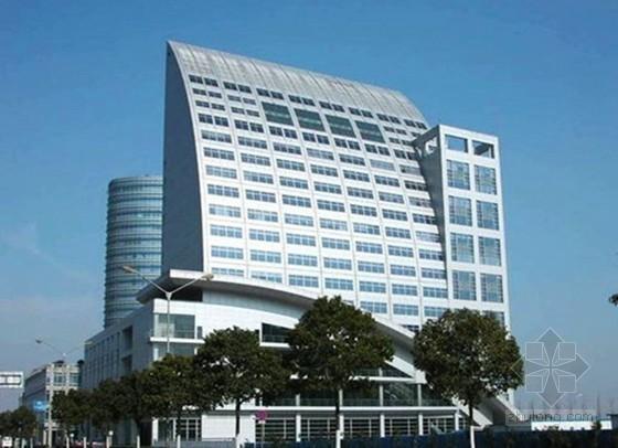 [江苏]高层商业大厦监理规划(鲁班奖、6.5万平米、流程图)