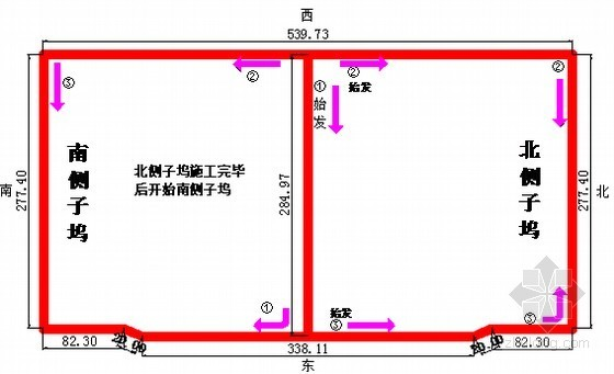 [江西]过江隧道地下连续墙专项施工方案