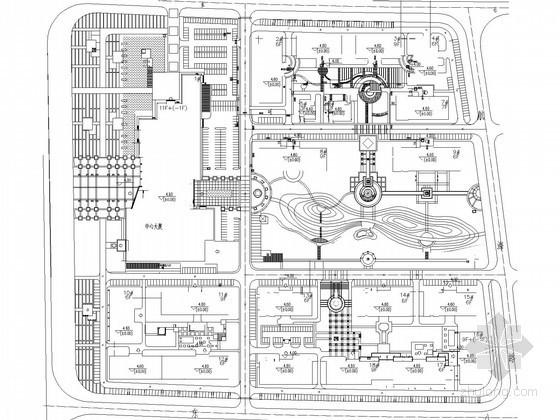 [北方]市政室外给排水管道竣工图