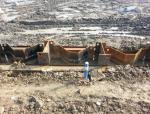 提高HUC组合钢板桩施工一次合格率