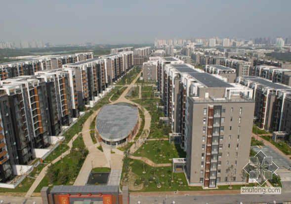 北京某多层剪力墙结构高档公寓群创鲁班奖汇报材料(PPT 2008年)